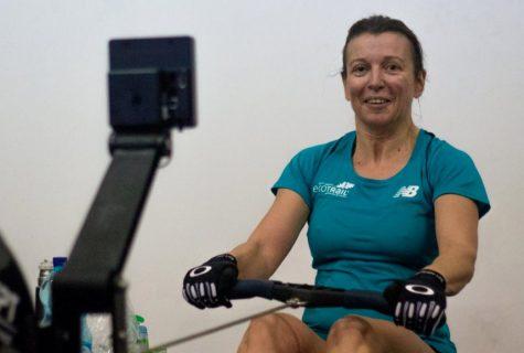 Anne-Catherine Péchinot, record de France solo sur 24 heures avec 211 836 mètres